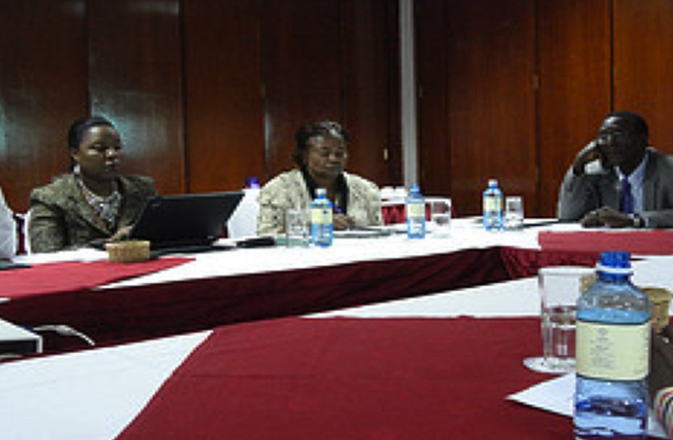 ISFM consultative meeting in Nairobi between AGRA and ROP